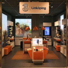 3butiken Linköping, (Gränden)