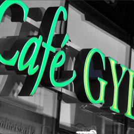 Café Gyllen, (Gyllenhuset)
