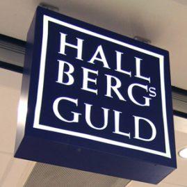 Hallbergs Guld, (Gränden)