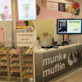 Munk & Muffin, (Gränden)