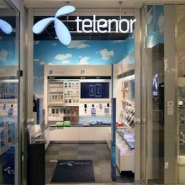 Telenor, (Gränden)