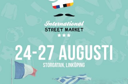 International Street market 2016 Linköping