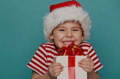 Jul för Tappra Barn