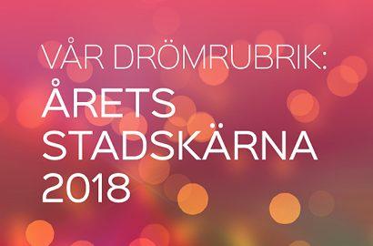 Linköping vill bli Årets stadskärna 2018